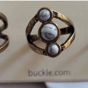 Buckle Jewelry - 🌸Buckle Ring Set - 3